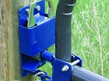 Slam Latches And Farm Fence Gate