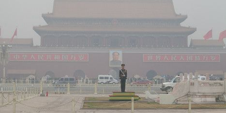THE ONLY WAY OUT: China To Prioritize Environment Over Economy and Development In Revised Law