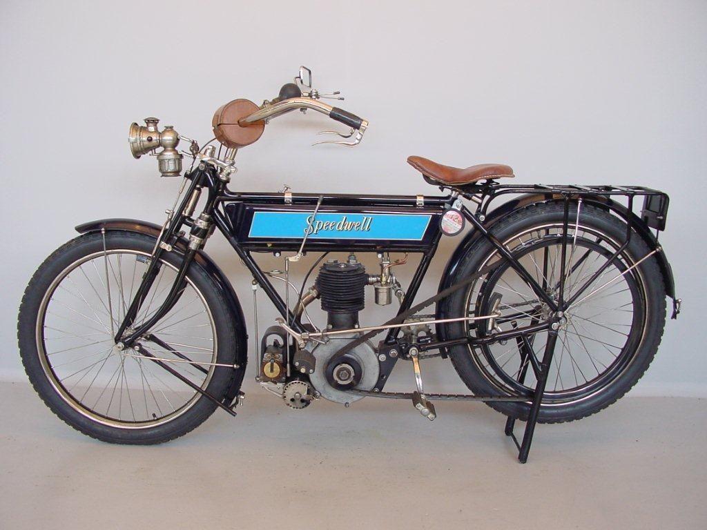 Speedwell 1909 4hp 500cc