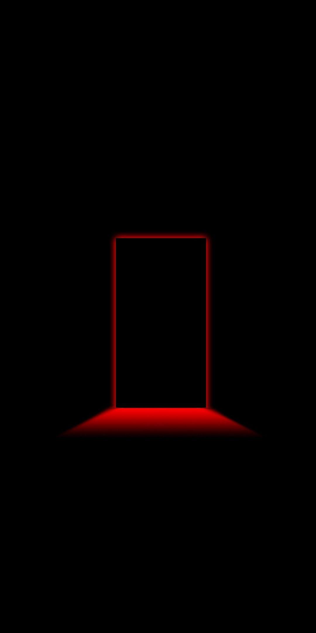 Dark Door Minimal 1080x2160 Wallpaper Dark Red Wallpaper Red Wallpaper Dark Wallpaper