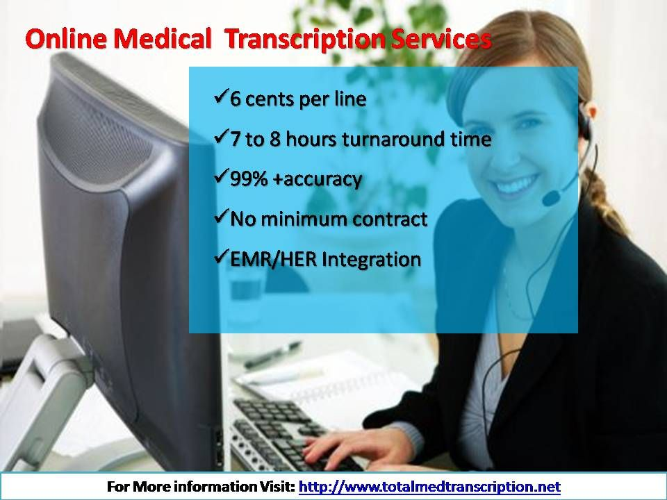Totalmed Transcription is one of the leading medical