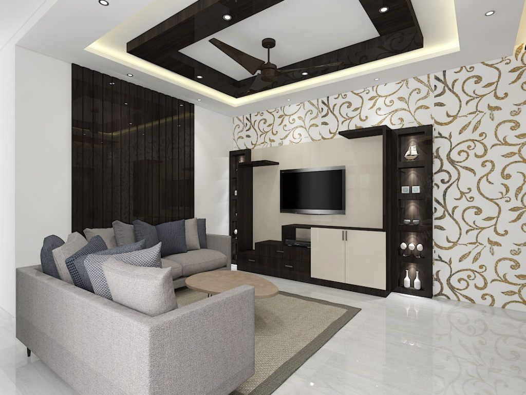 Interior Designers In Bangalore Living Room Decor Puran