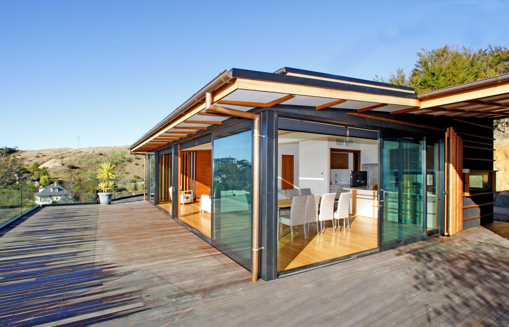 Deck Inspiration - Home Exterior Design Ideas | New build ...