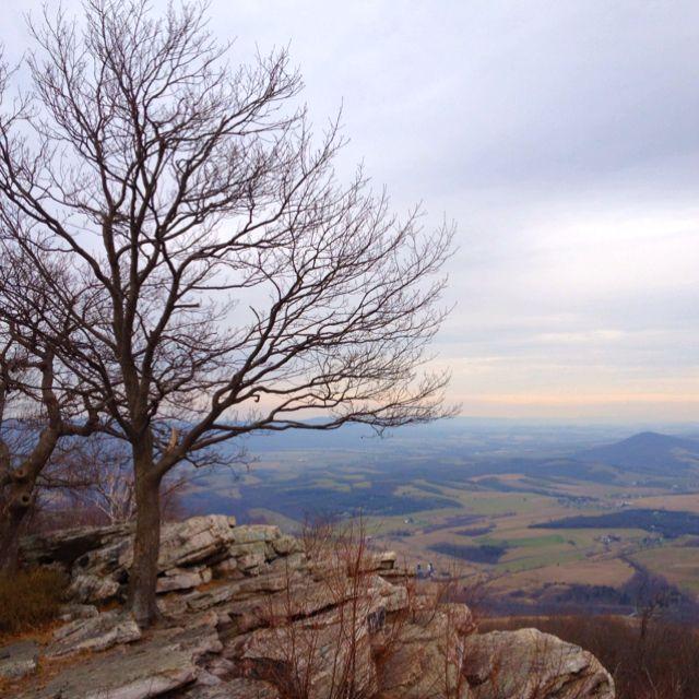 Best Places Hike World: Appalachian Trail In Hamburg, PA.