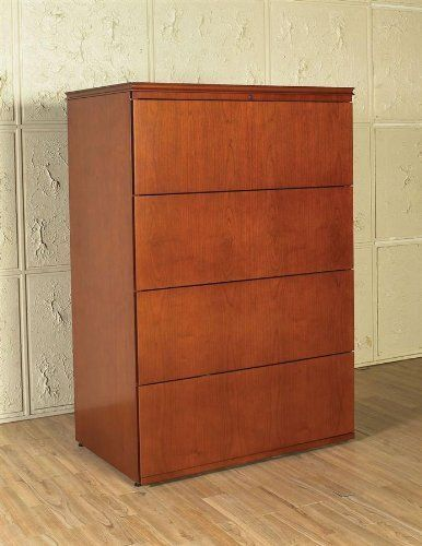 Forte 4 Drawer Lateral File Cabinet By High Point Furniture 1349 35 Extra Large File Cabinet Has Four High Point Furniture Lateral File Cabinet Lateral File
