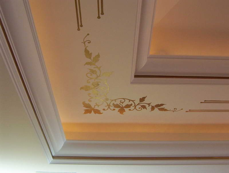 Above Is Part Of Ceiling Paint Ideas Designs For