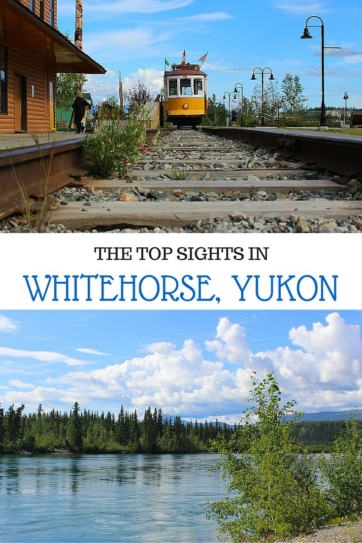 how to get to whitehorse yukon