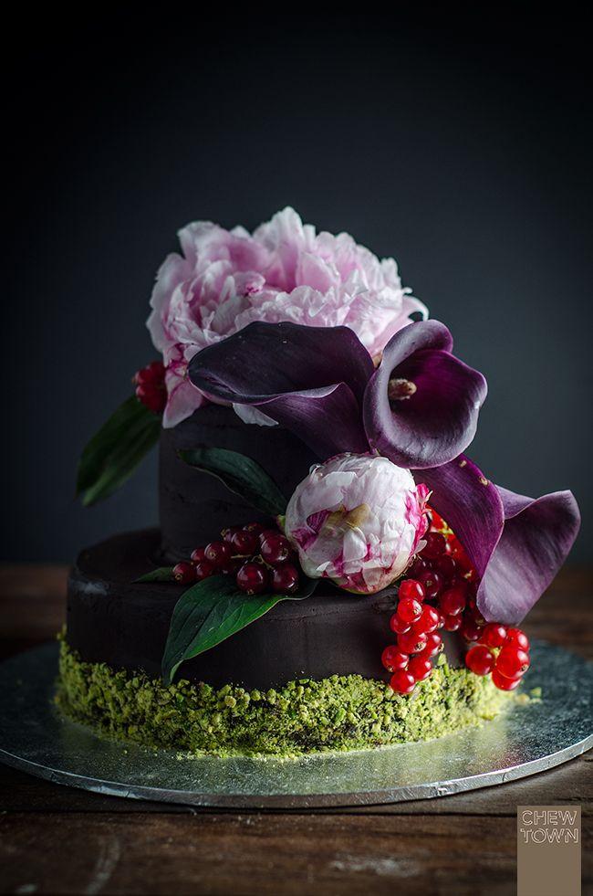 The Best Flourless Chocolate Mud Cake (4th Blogiversary)