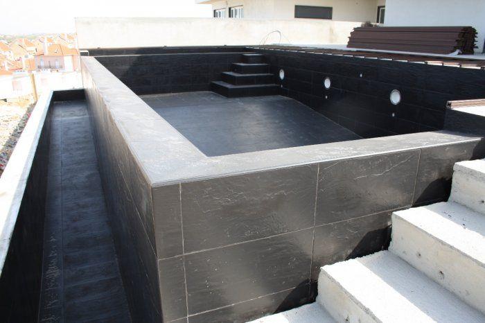 Vila Franca de Xira Prestige Swimming Pool | Swimming Pools | Prestige Swimming Pools | Projectos Piscinas Carré Bleu