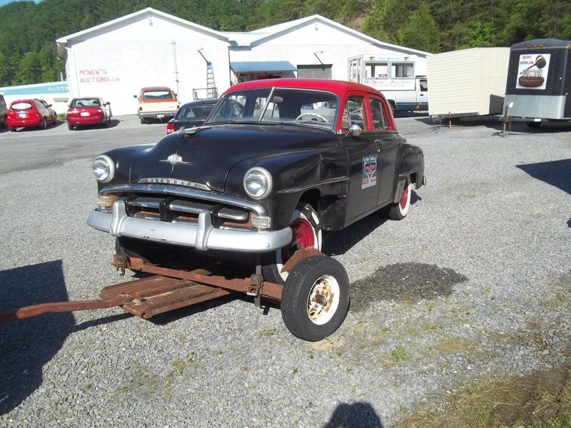 1952 Plymouth Cranbrook for sale by Owner - Blountville, TN ...