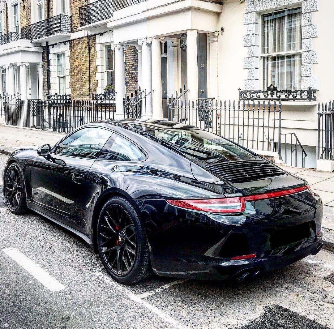 Luxury Cars Porsche Cars Black Porsche: Black Porsche, Porsche Gts