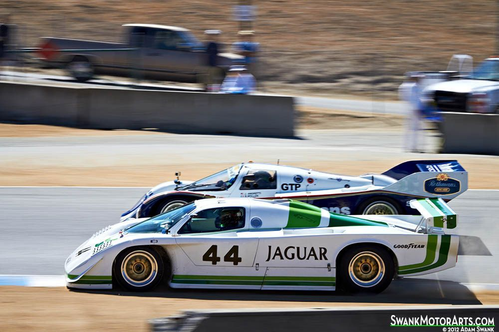 Jaguar vs. Porsche   Jaguar, Sports car racing, Porsche ...