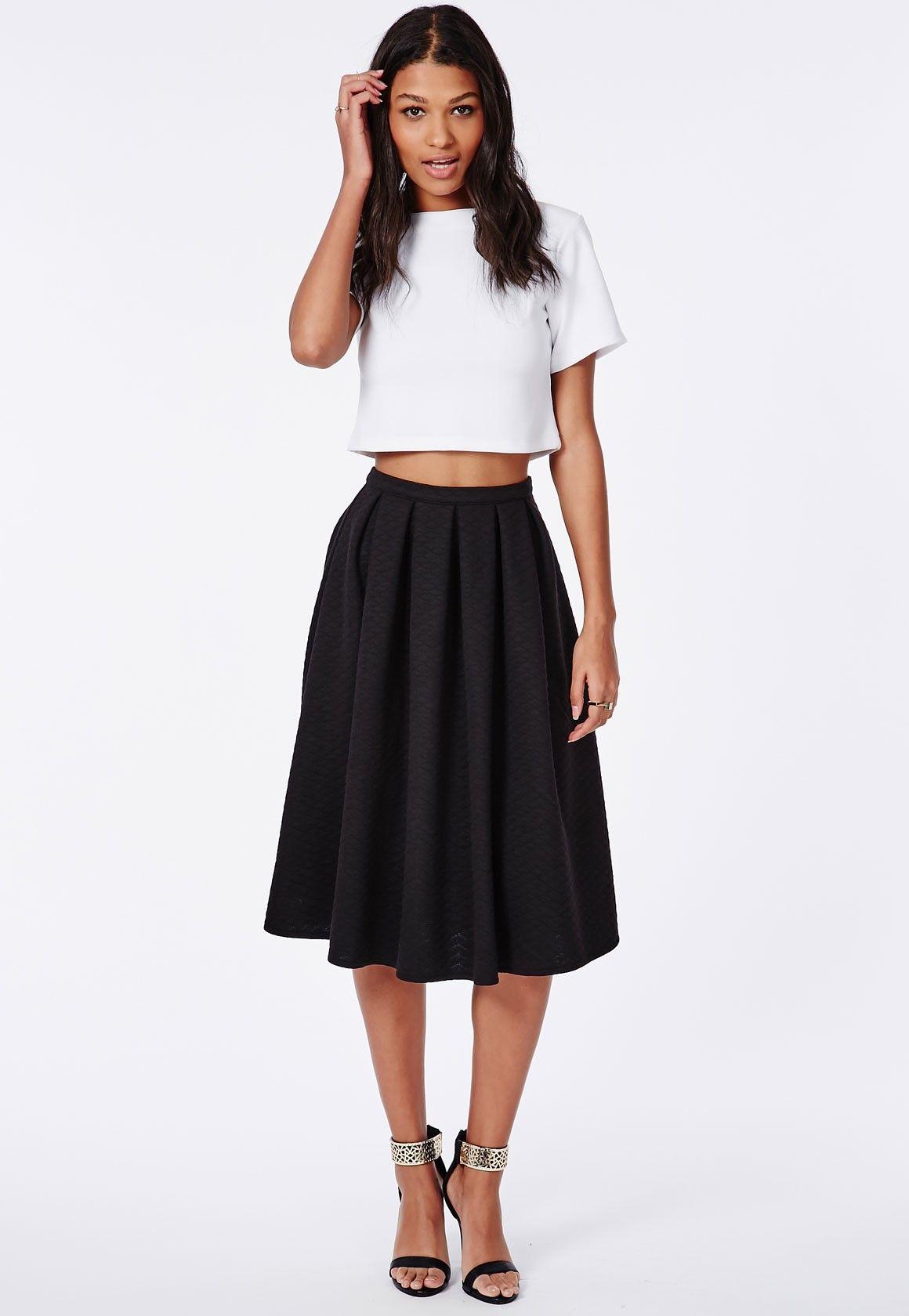 best-black-skirt | Black Skirt | Pinterest | For women ...