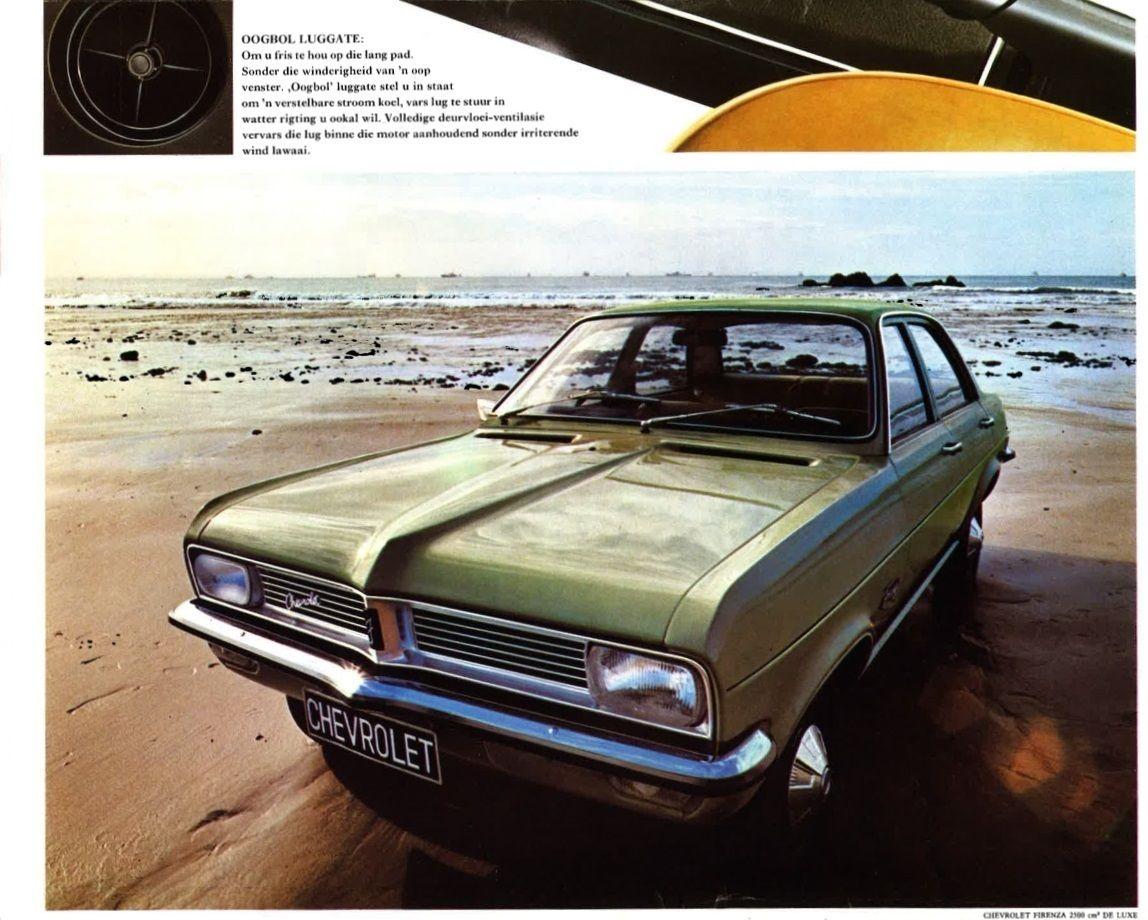 Image Description Vauxhall Chevrolet South Africa