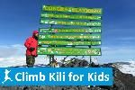 Kilimanjaro Challenge September 2015. All for a good cause. Please donate :)