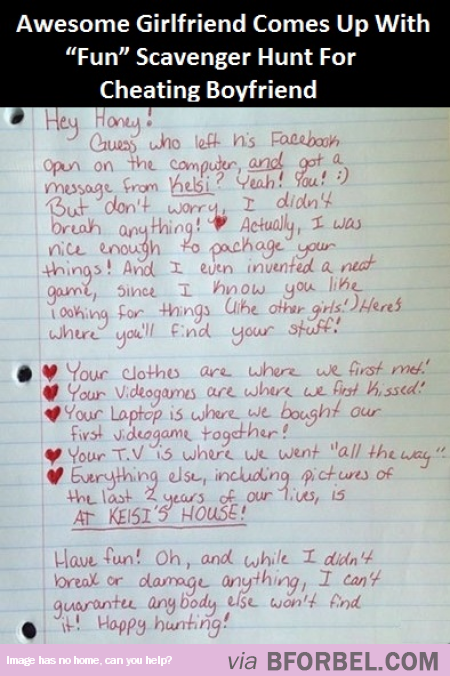 This Girl Punishes Her Cheating Boyfriend The Best Way Quotes