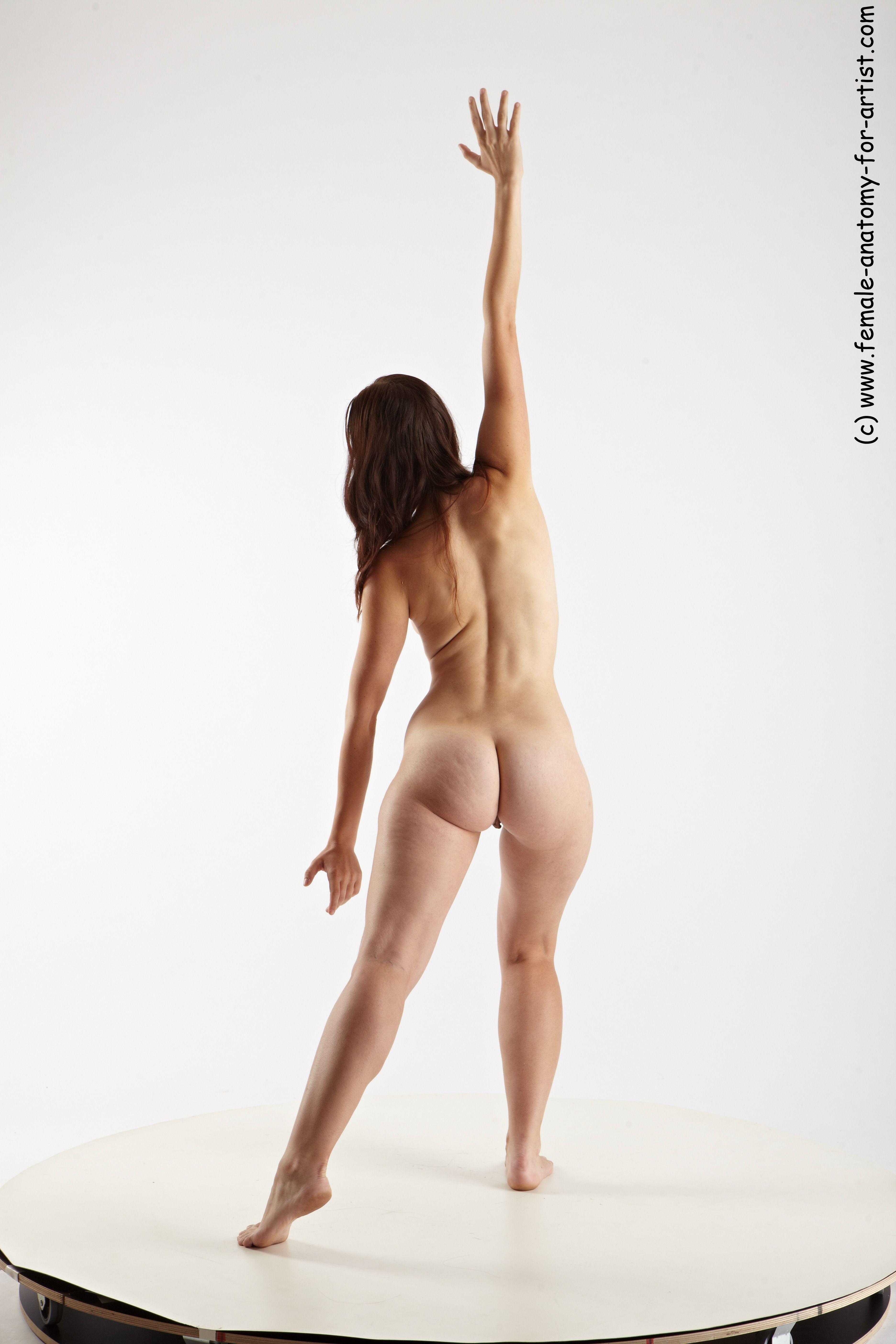 Women nude woman standing pose nsfw hot