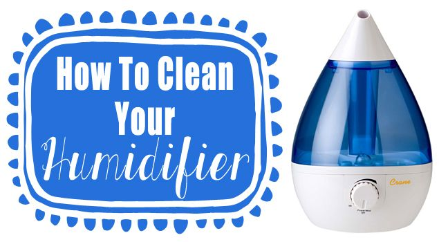 How To Clean Your Humidifier, And Why It's So Important