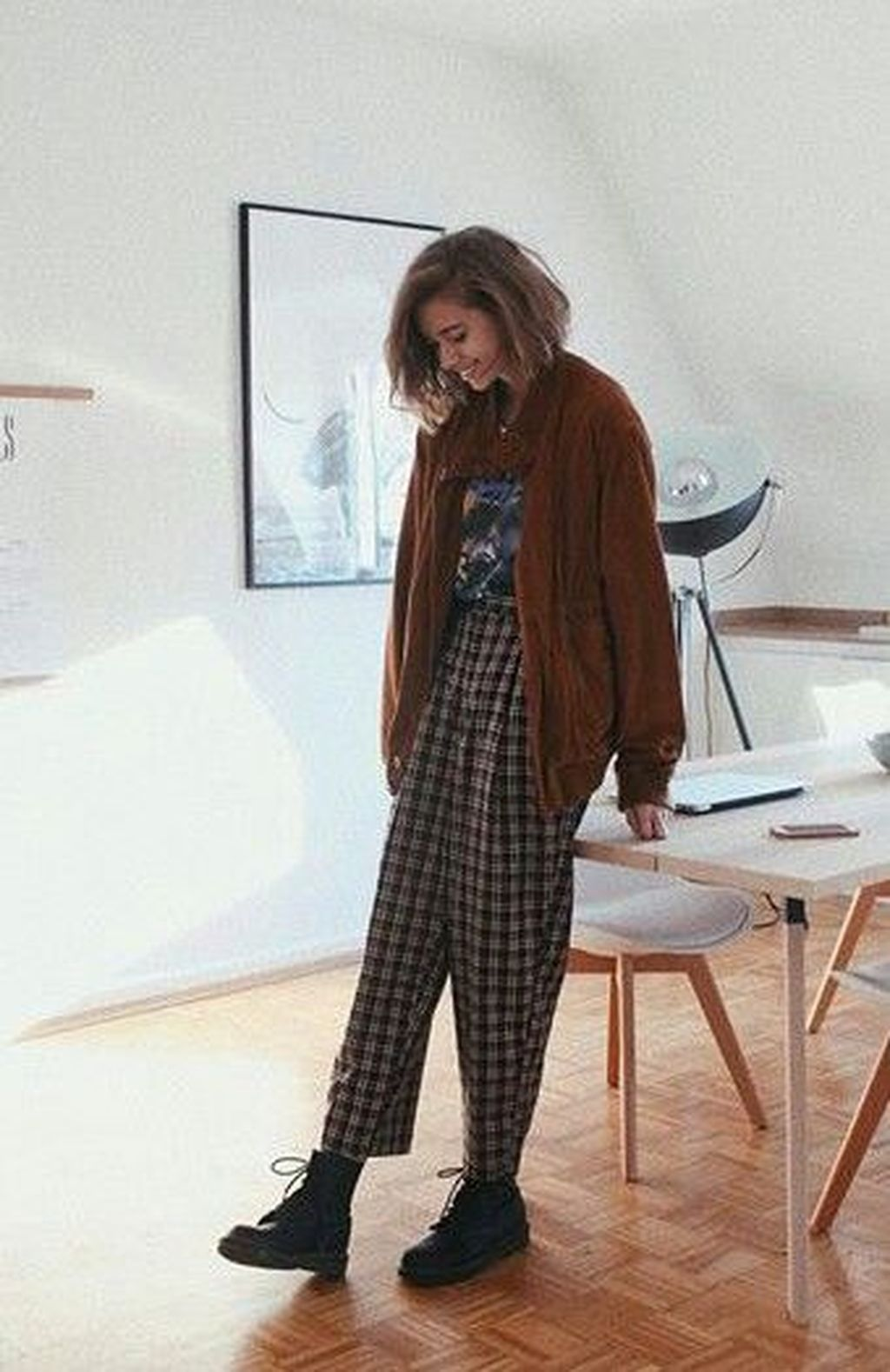 38 Beautiful Winter Outfit Ideas To Wear Everyday Hipster Outfits Hipster Girl Outfits Comfortable Winter Outfits
