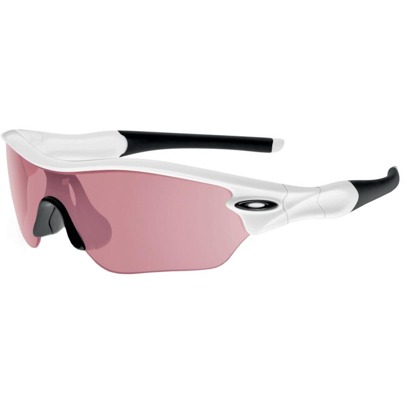 Oakley Radar Edge Polished White Sunglasses Sunglasses