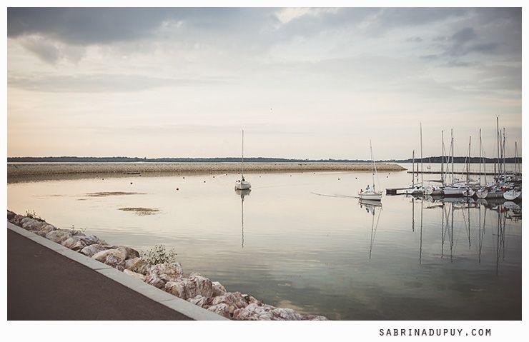 le lac Mesnil St Père