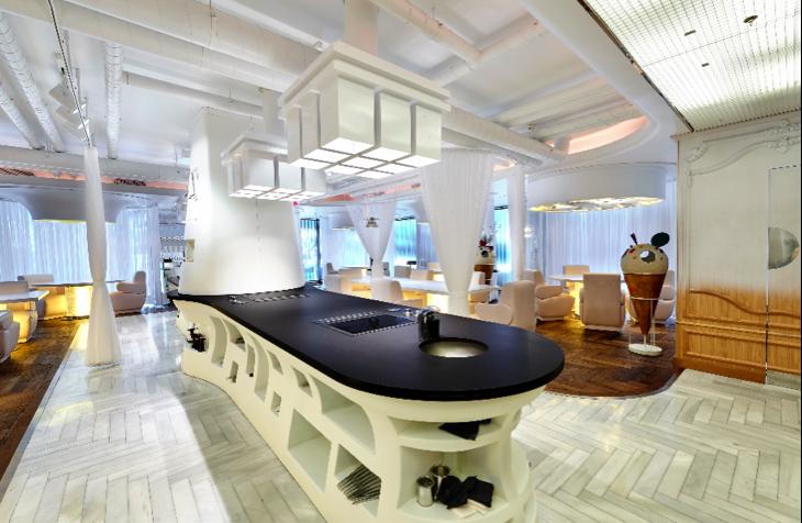 En El Restaurante Del Futuro El Interiorismo Será Un Ingrediente Más De La Propuesta Gastronómica