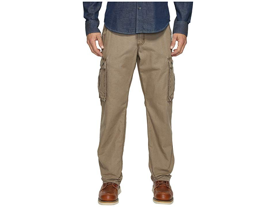 Carhartt Rugged Cargo Pant Canyon Brown Mens Casual Pants Keep necessary gear close at hand with the storagefriendly Rugged Cargo Pant Sits slightly below the waist with...