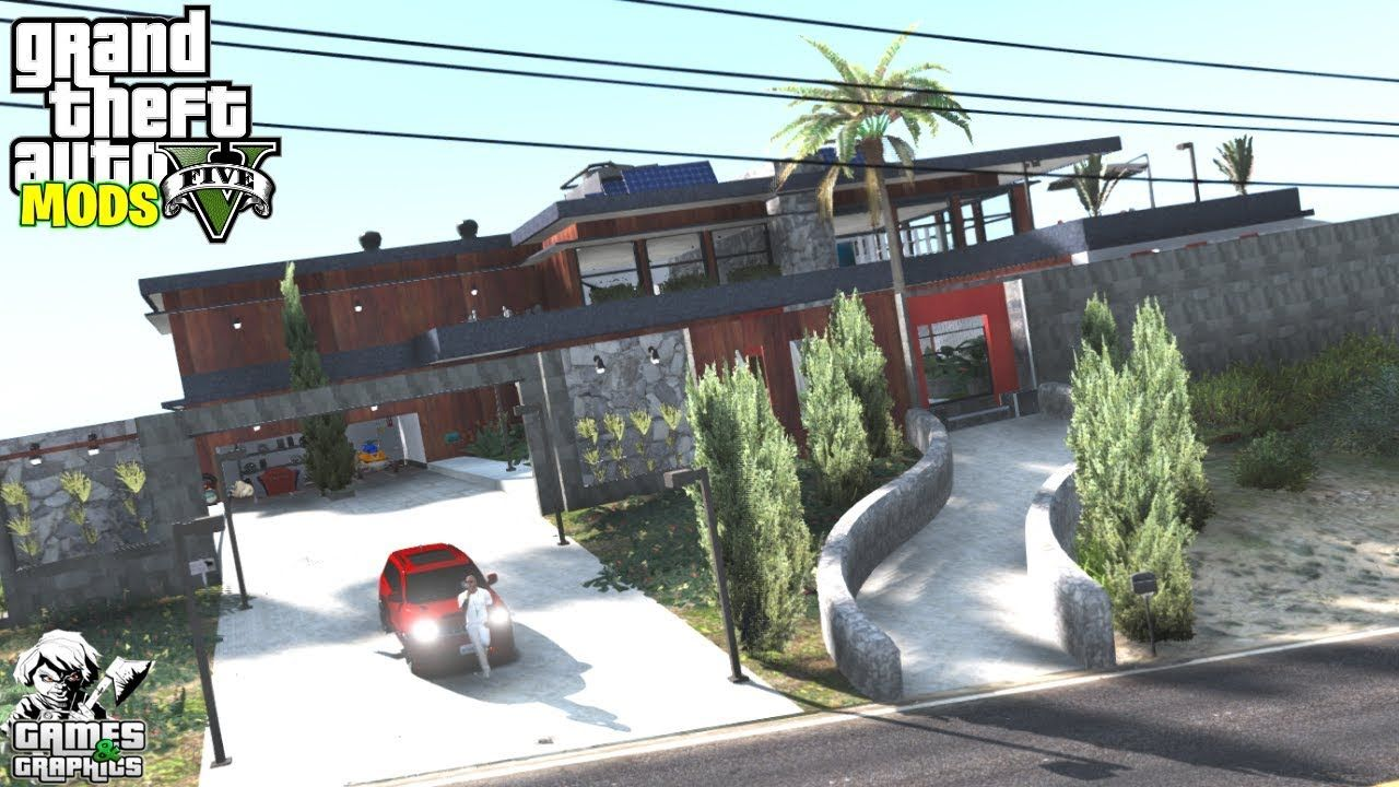 Mafia Mansion (Selling Houses 43) GTA 5 MODS (With images