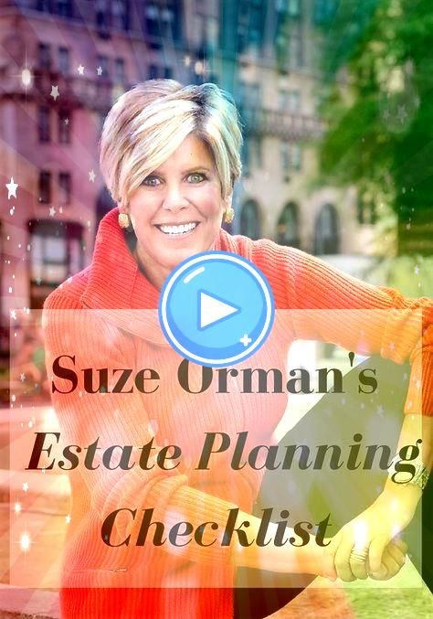 IT Suze Ormans Estate Planning Checklist  How to write a will and make sure your assets pass to your loved ones exactly as you wantwith the fewest possible hassles taxes...