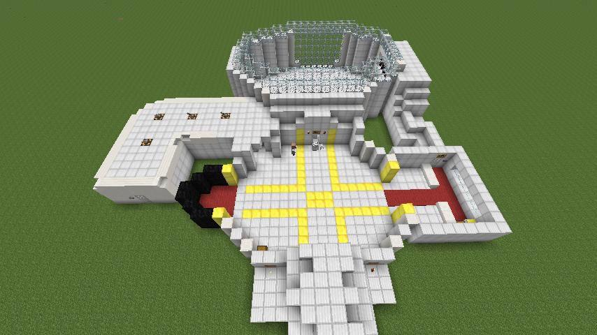 Dr  Trayaurus's Lab | The Diamond Minecart | Minecraft, The