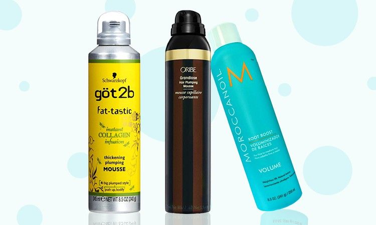 Hair Mousse Is The Key To Serious Volume These Are The 5 Best Ones Best Hair Mousse Hair Mousse Cool Hairstyles