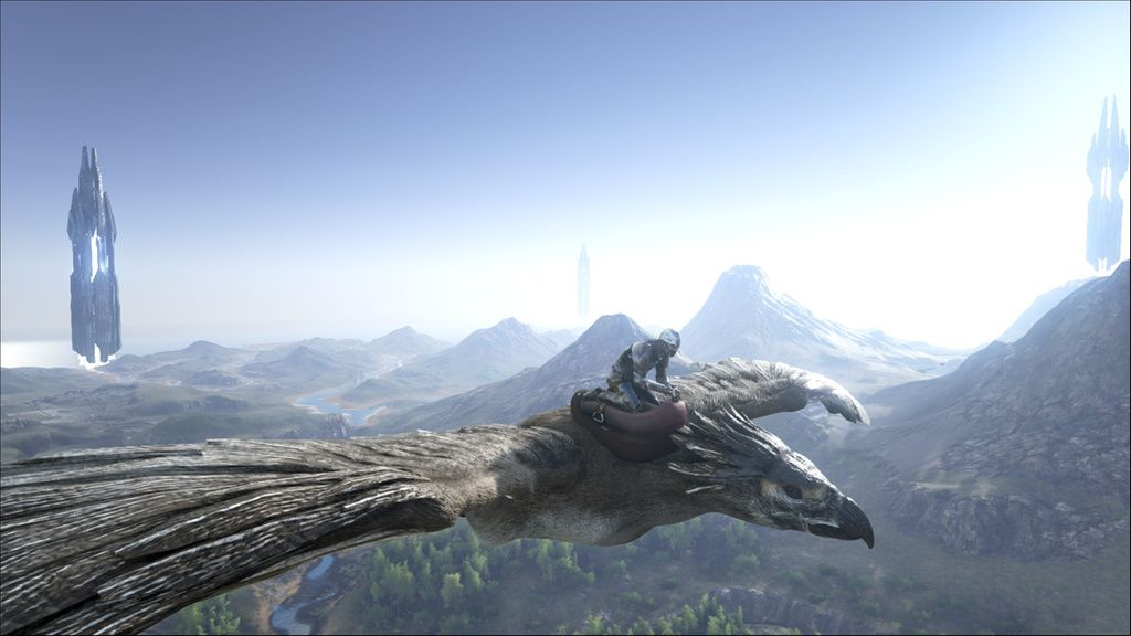 ark survival evolved dinosaurs - Google Search ark survival - copy ark argentavis blueprint