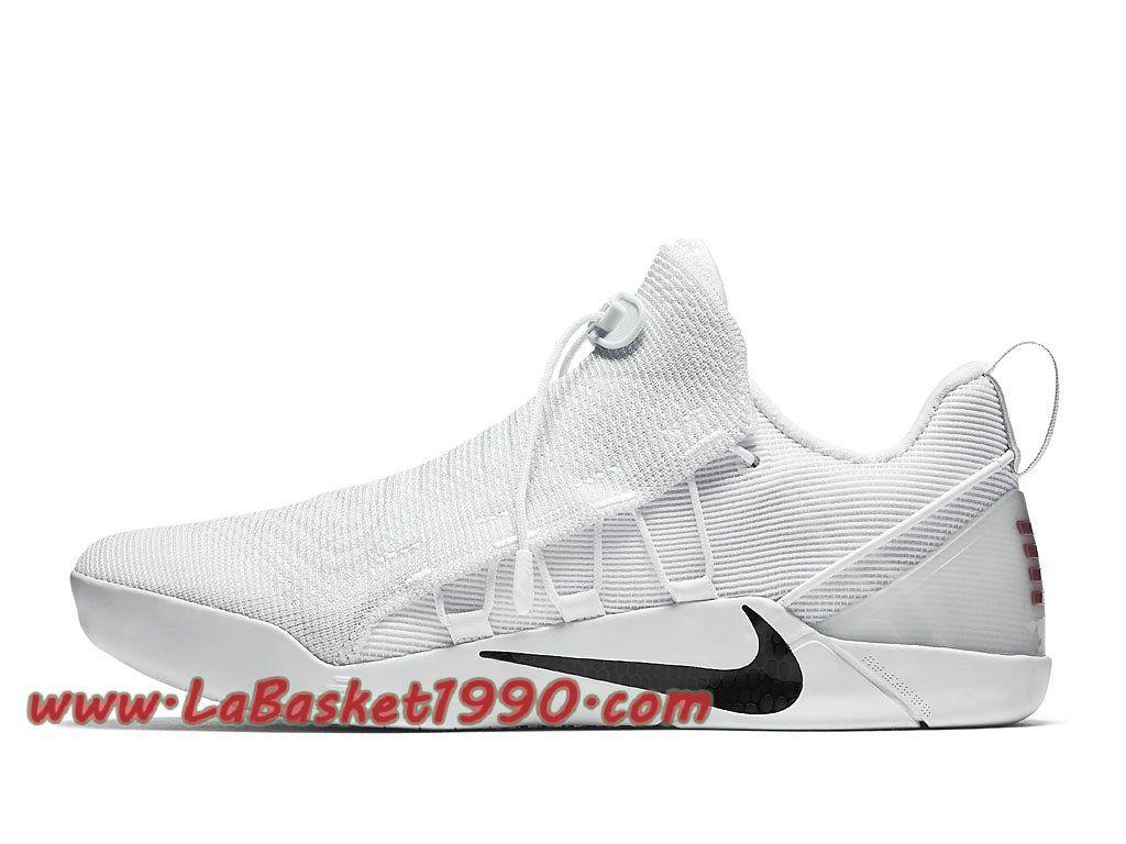 Nike Kobe AD NXT Wolf Gris 882049 Chaussures de BasketBall Pas
