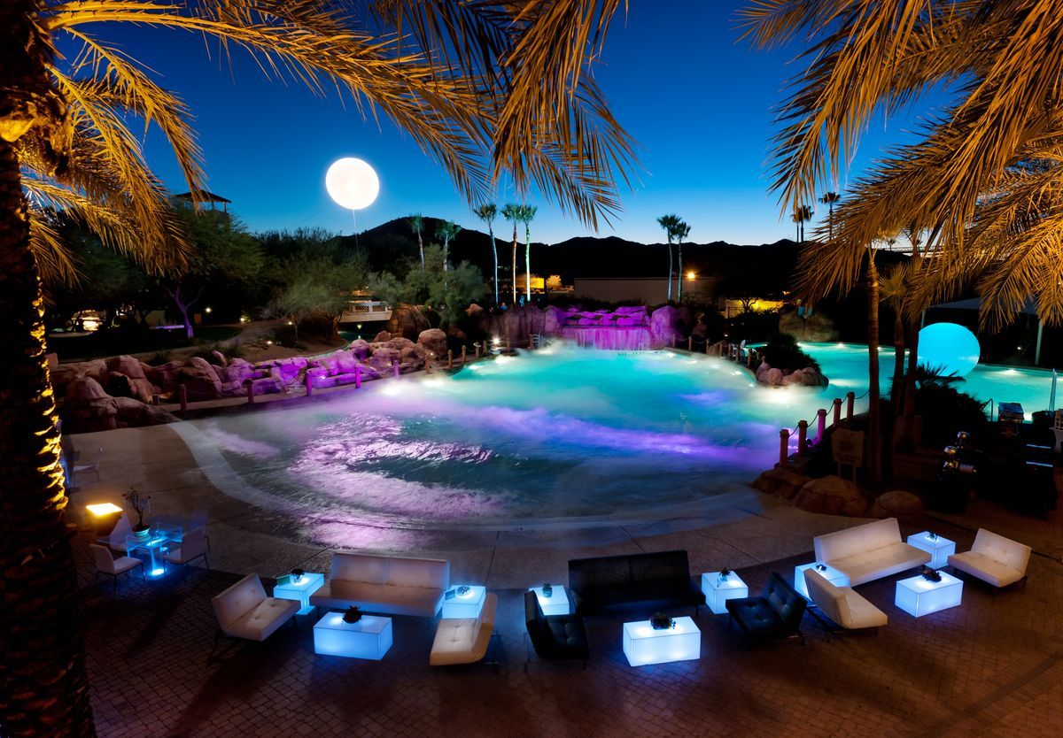 Oasis Water Park Special Event Hotels with water parks