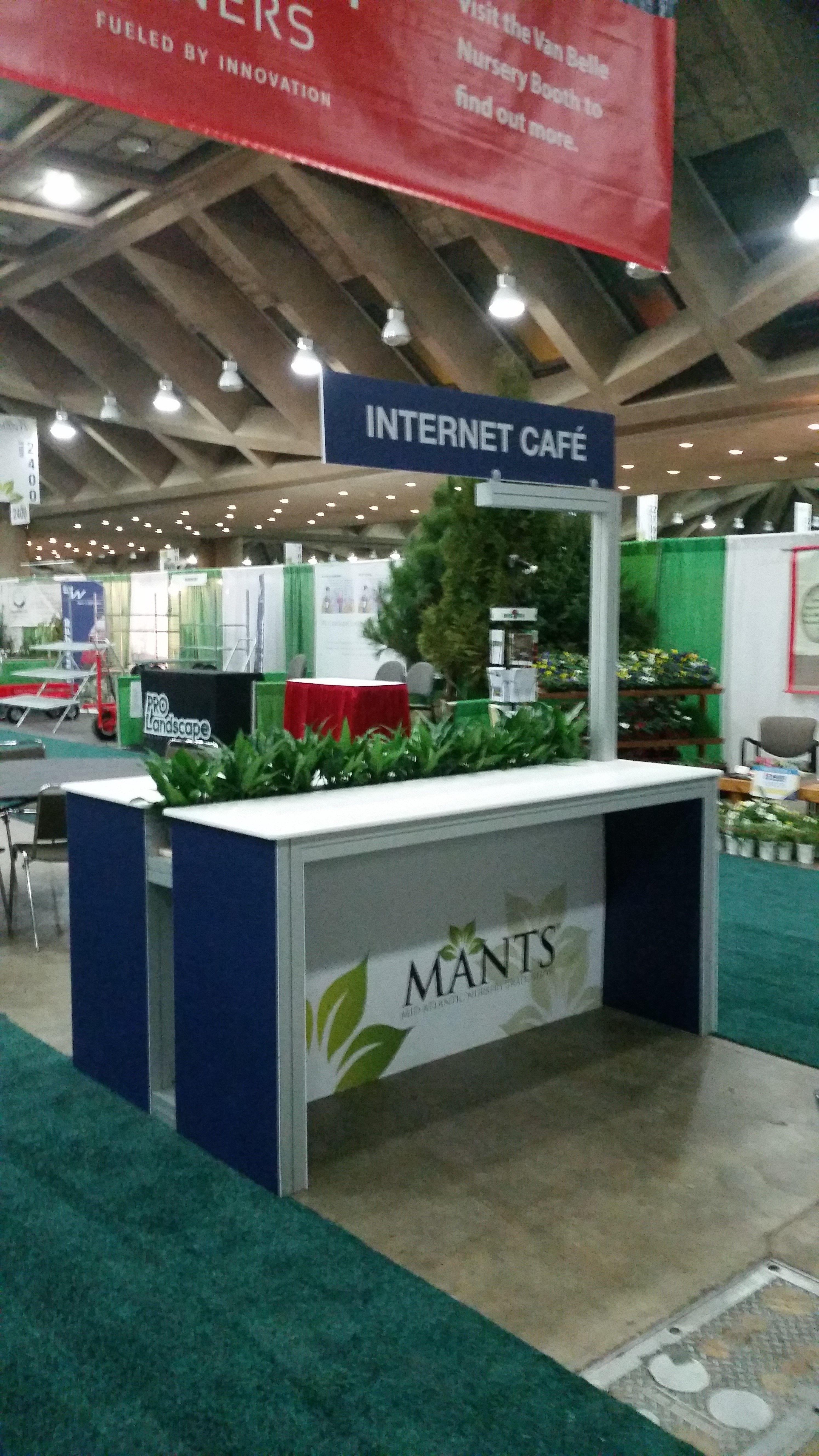 Mid Atlantic Nursery Trade Show M153940117 A10 Internet Cafe