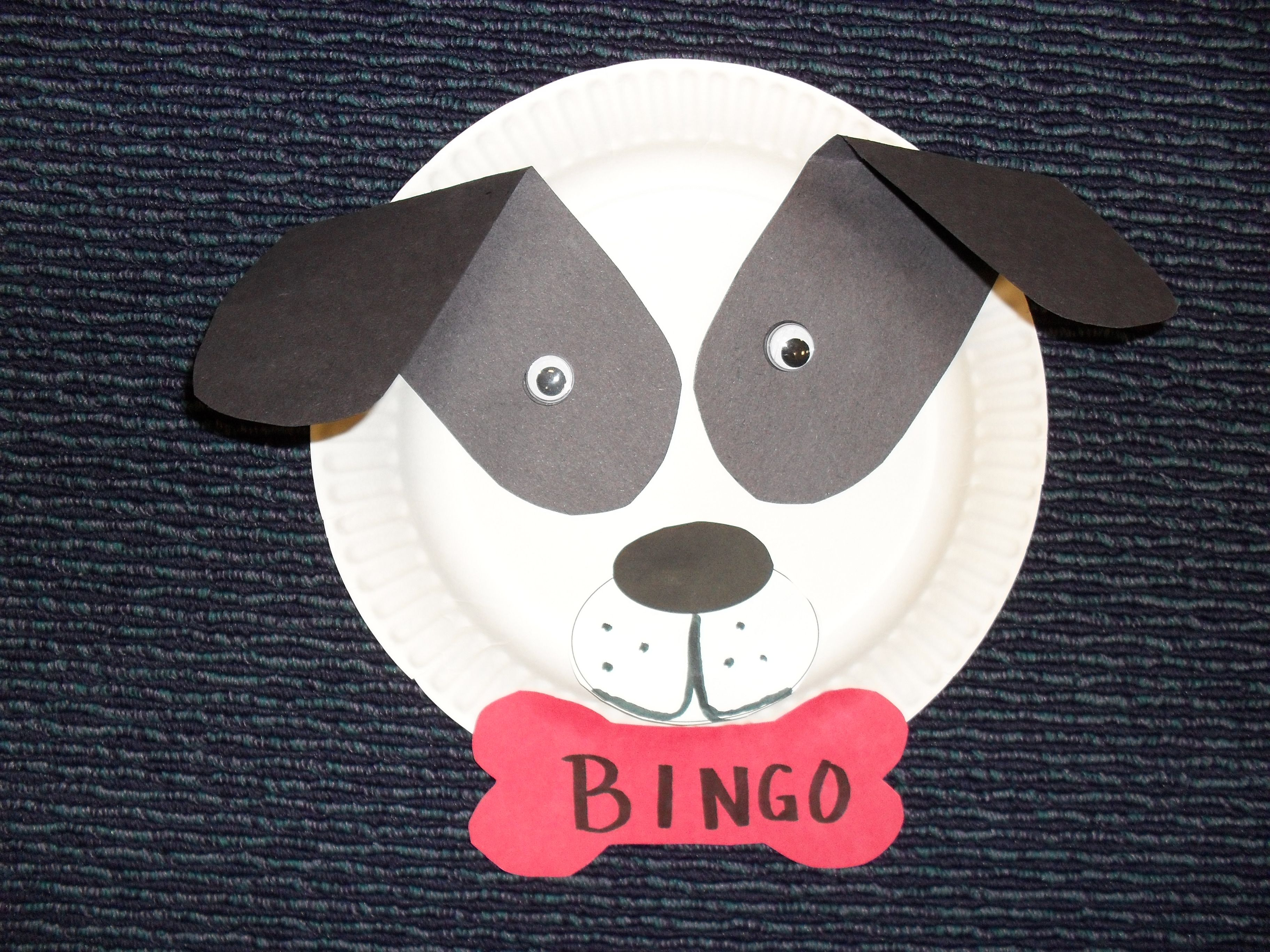 Paper Plate Dog Story Time Plan at my blog! & Paper Plate Dog Story Time Plan at my blog! | Crafts | Pinterest ...