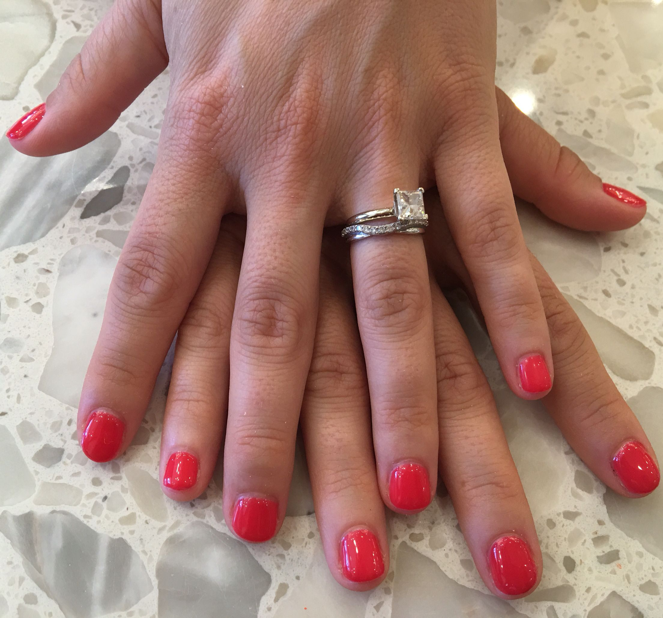 Helen By Cacee Cacee Nomani Gelpolish Gelcolor Gelnails Southwestcharlotte Envynailspaclt Gel Nails Nail Spa Gel Color