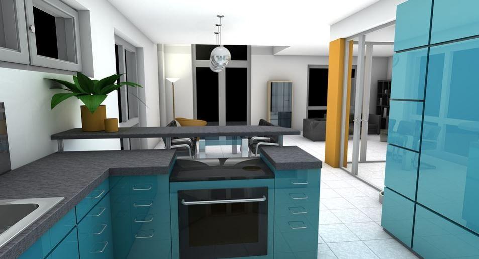 de-que-color-puedo-pintar-mi-cocina | DECOR ART | Pinterest ...