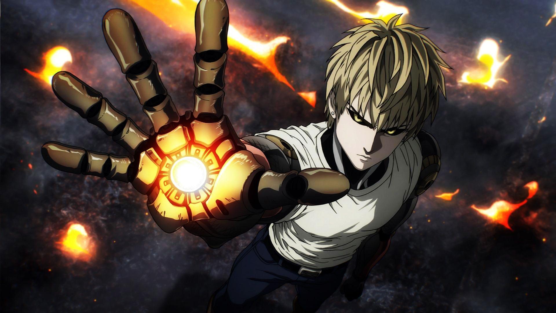 Anime OnePunch Man Genos Wallpaper Anime one punch man
