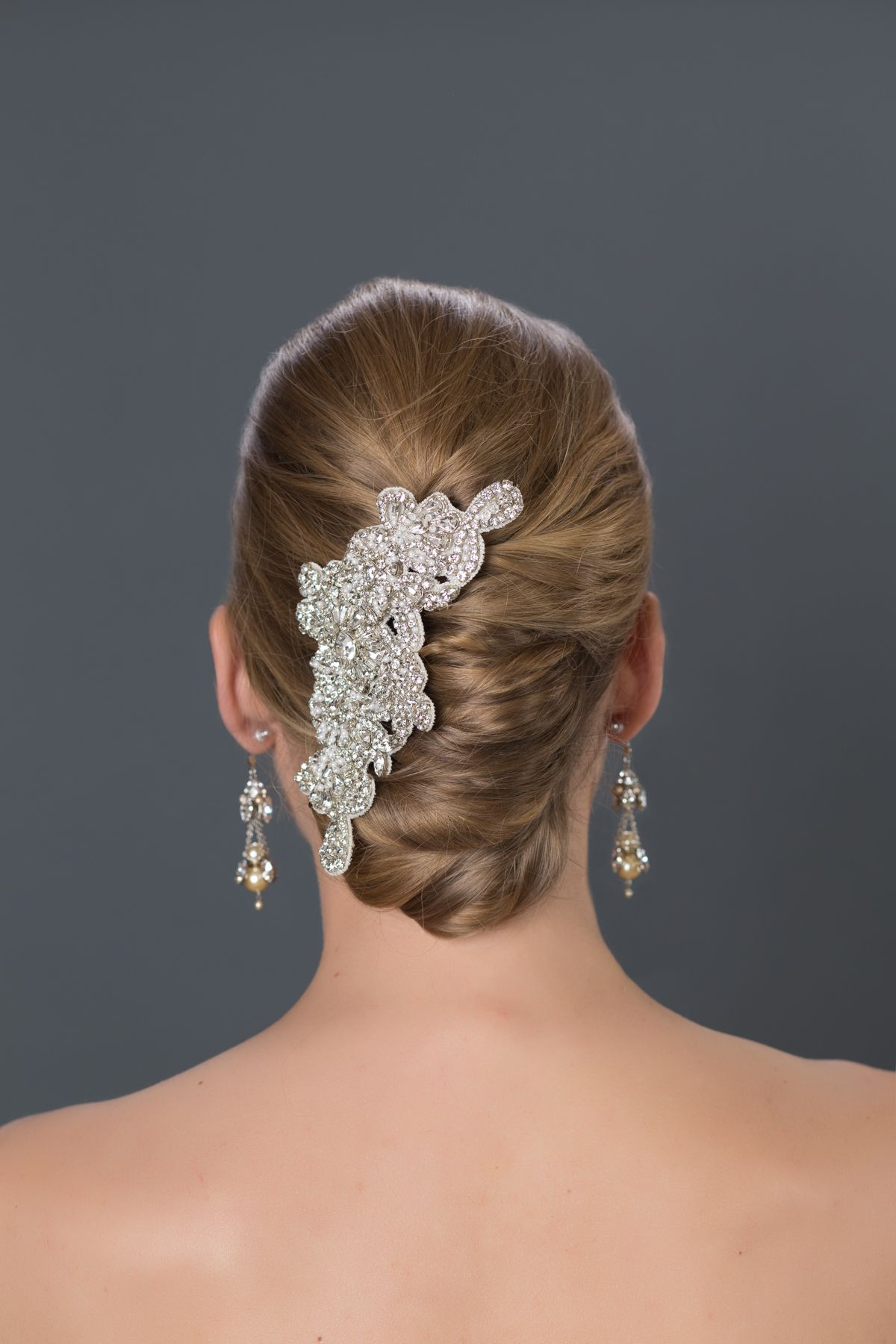Watch Now You Can Have Amazing Wedding Hair: Updo Hairstyle Ideas – Part 1 video