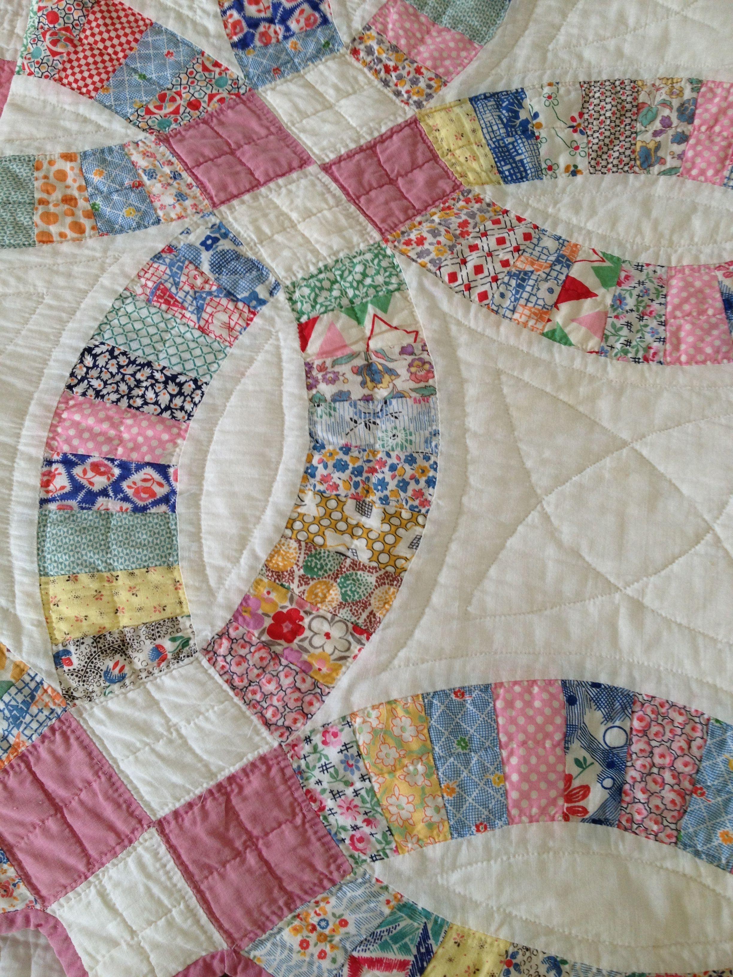 27+ Wedding ring quilt pattern free info