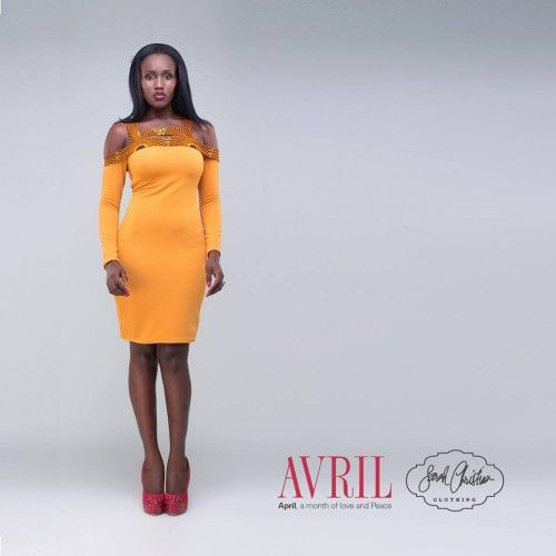 Ghana's Sarah Christian Releases New Collection For April Entitled 'Avril' | FashionGHANA.com: 100% African Fashion