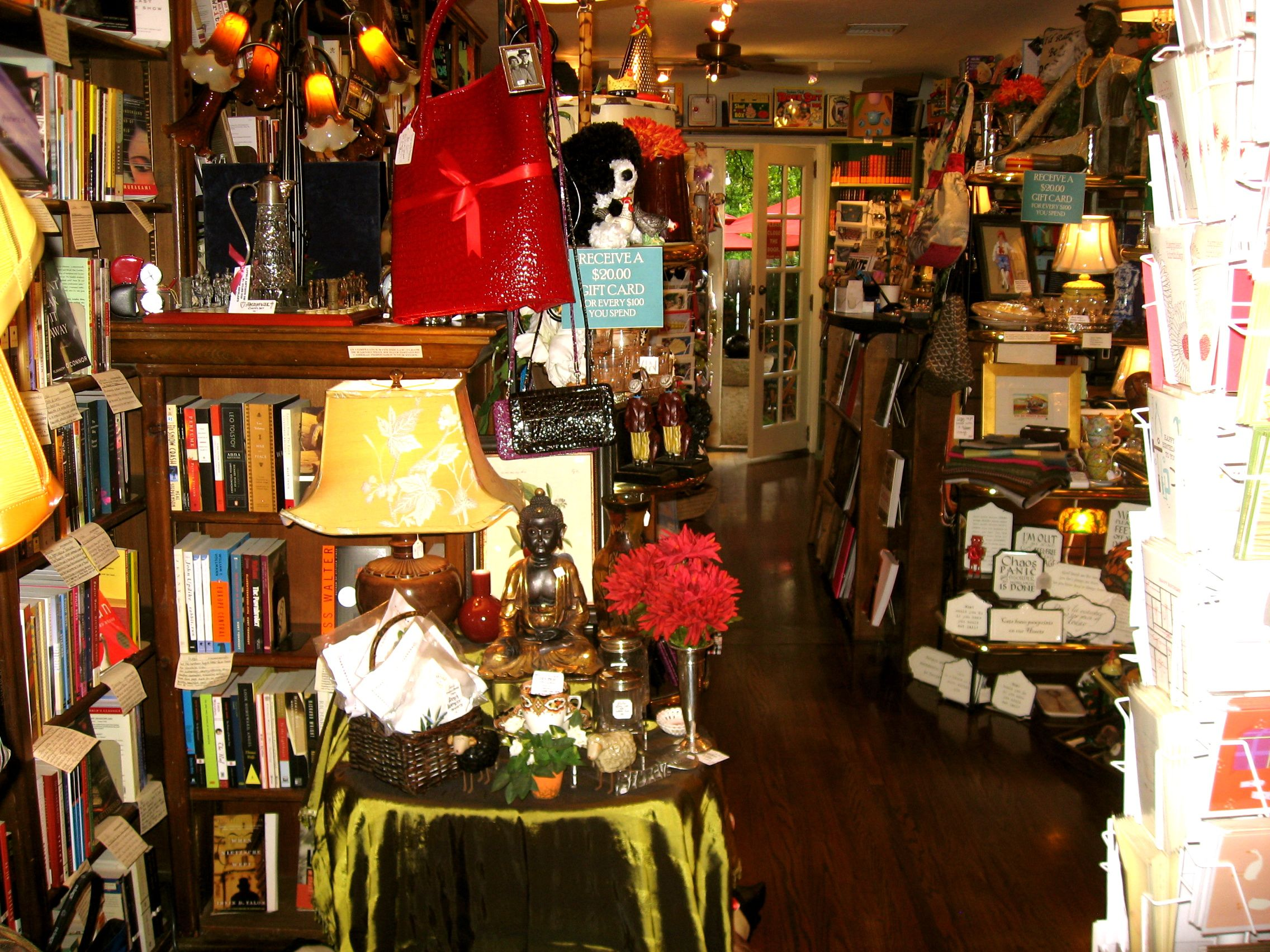 I want my store to look like this one day :)