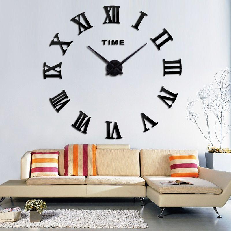 89 Amazing Design Home Decor Wall Clock Diy Clock Wall Wall Clock Modern Clock Wall Decor