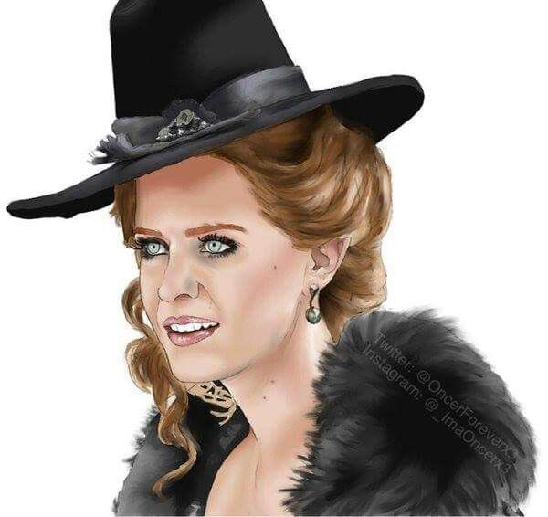 Zelena | Once upon a time, Cowboy hats, Time photo