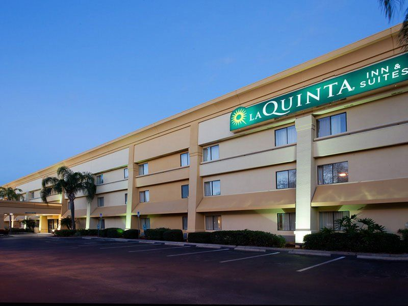 La Quinta Inn Suites Tampa East Fairgrounds Tampa Hotels