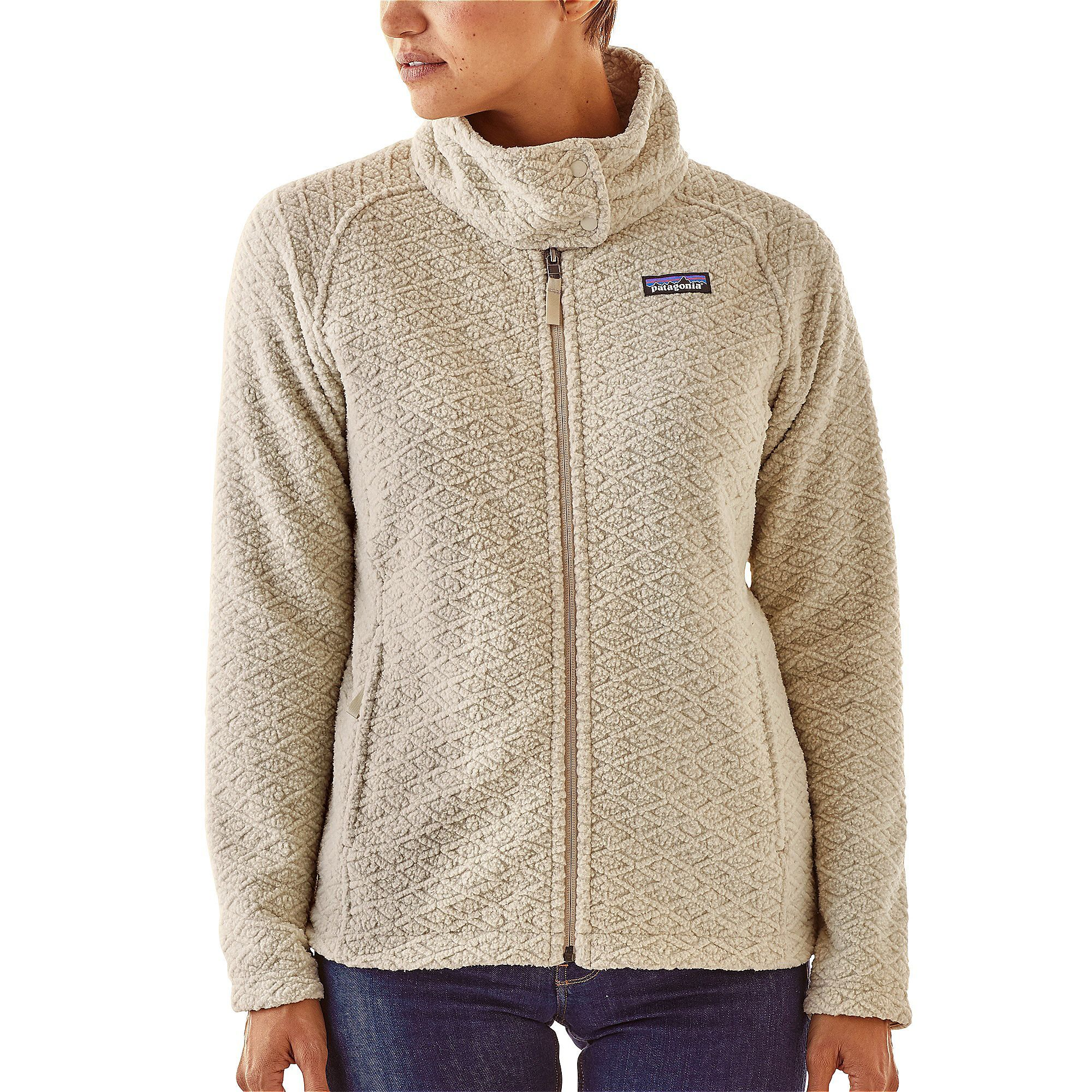 Patagonia Women S Diamond Capra Fleece Jacket Style
