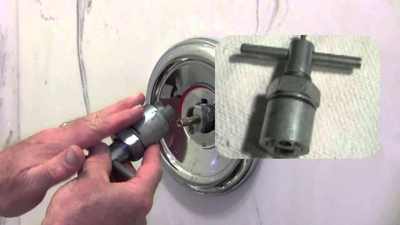 How To Repair A Moen Shower Tub Valve Bathtub Faucet Moen