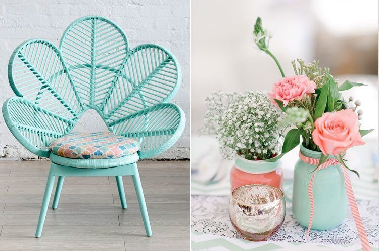 Photo of The color mint is now the new IN Thing