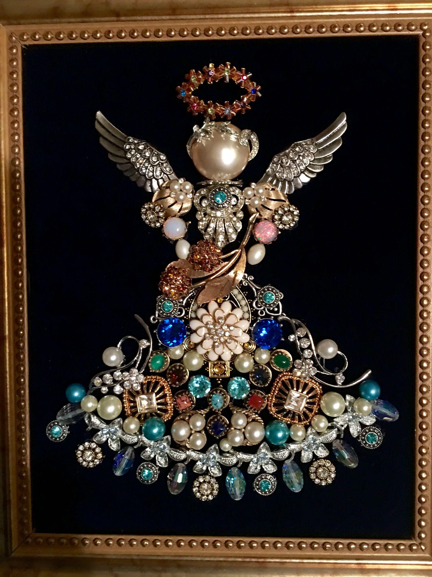 Angel Beth Turchi 2015 Vintage Jewelry Creations